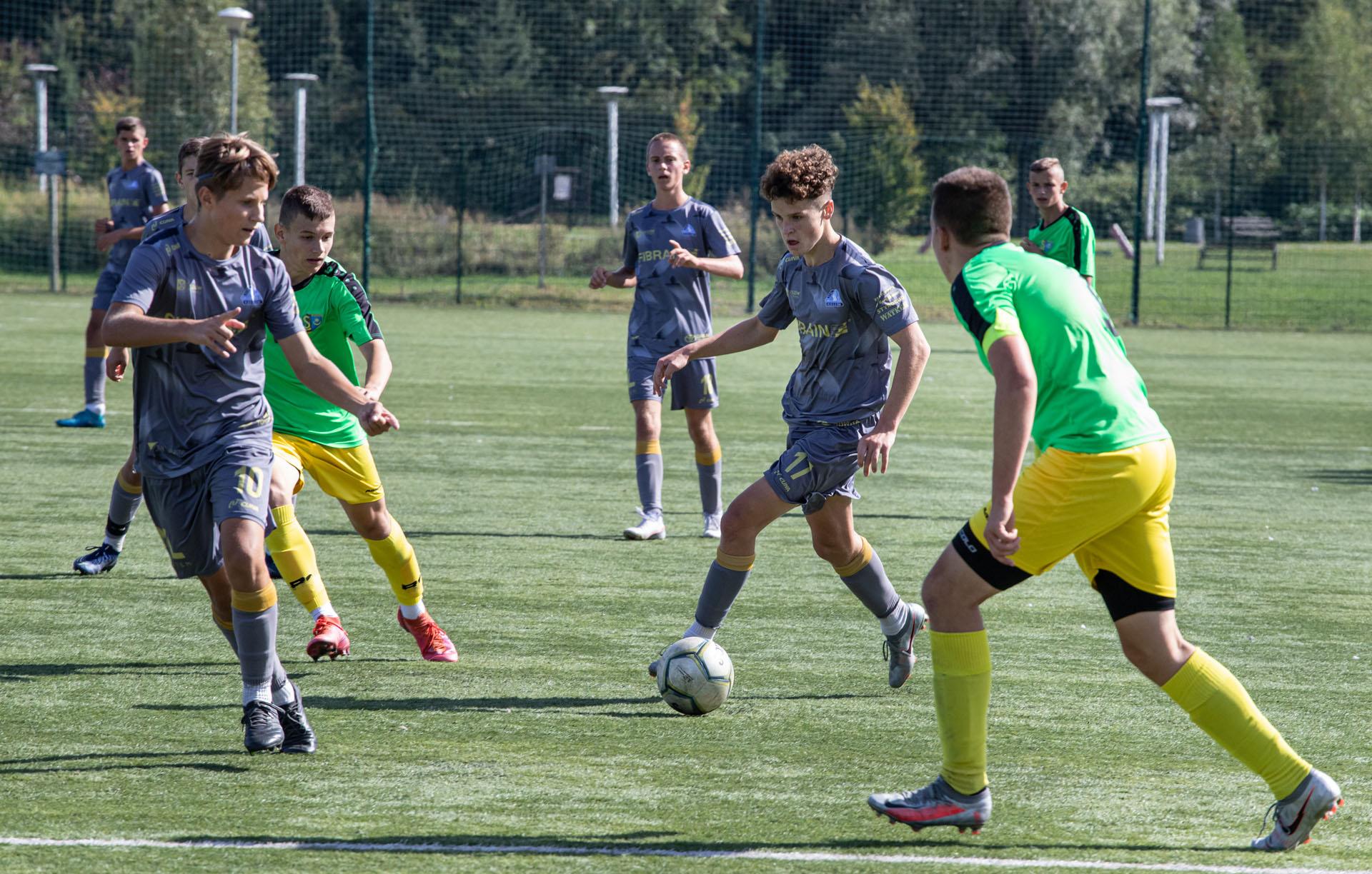 Stal Rzeszów U17 A (2004) vs Siarka Tarnobrzeg S.A U17