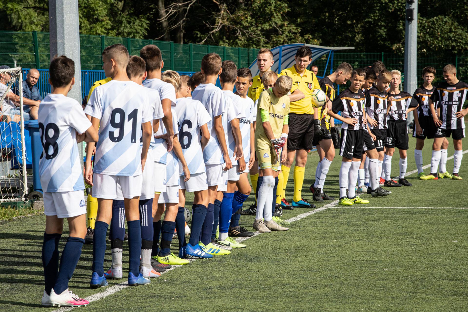 Stal Rzeszów U14 B (2006) vs Czarni 1910 Jasło U14