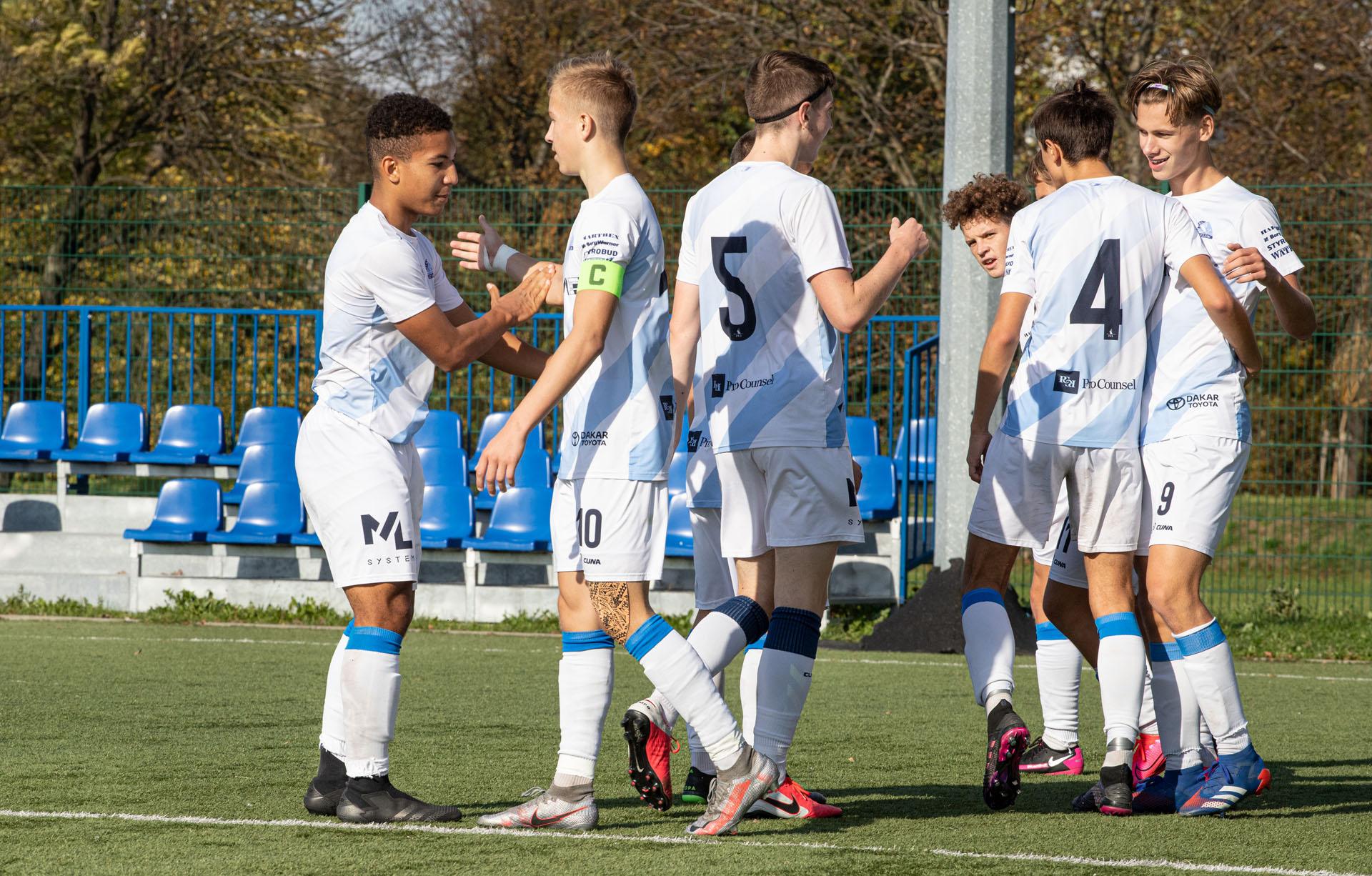 Stal Rzeszów U17 - Resovia U17 4-0