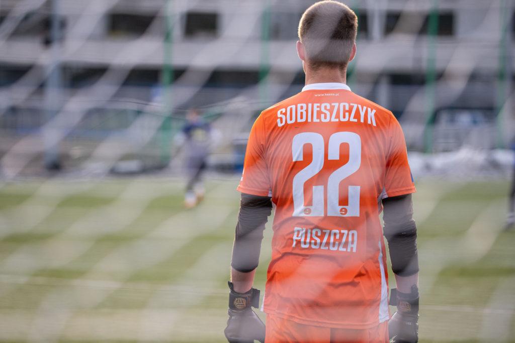 sparing Stal Rzeszów U16 - Puszcza Niepołomice 06-02-2021, fot. K. Krupa