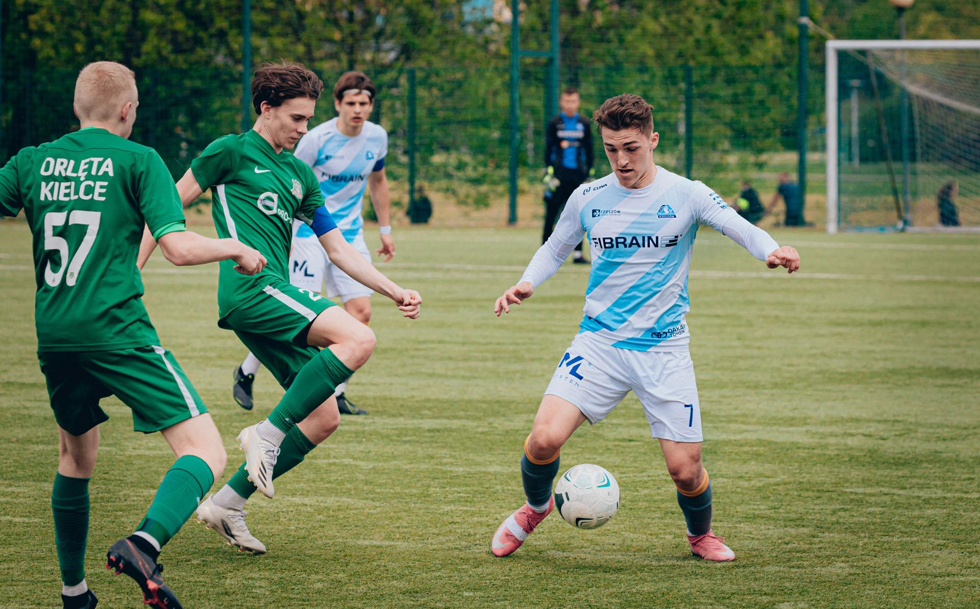 Stal Rzeszów U19 - Orlęta Kielce 16-05-2021, fot K.Krupa