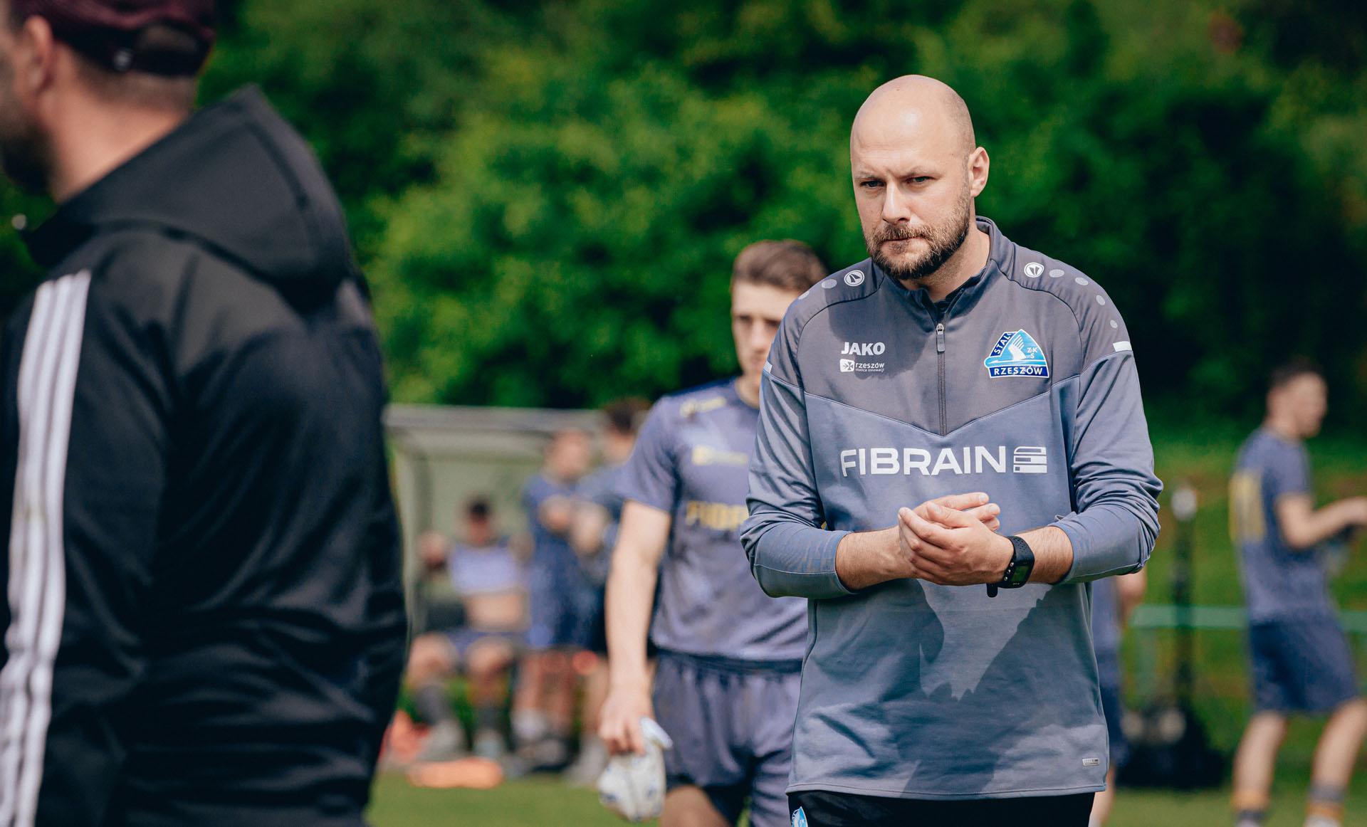 U19 Sandecja Nowy Sącz - Stal Rzeszów , 05-06-2021, fot. K.Krupa