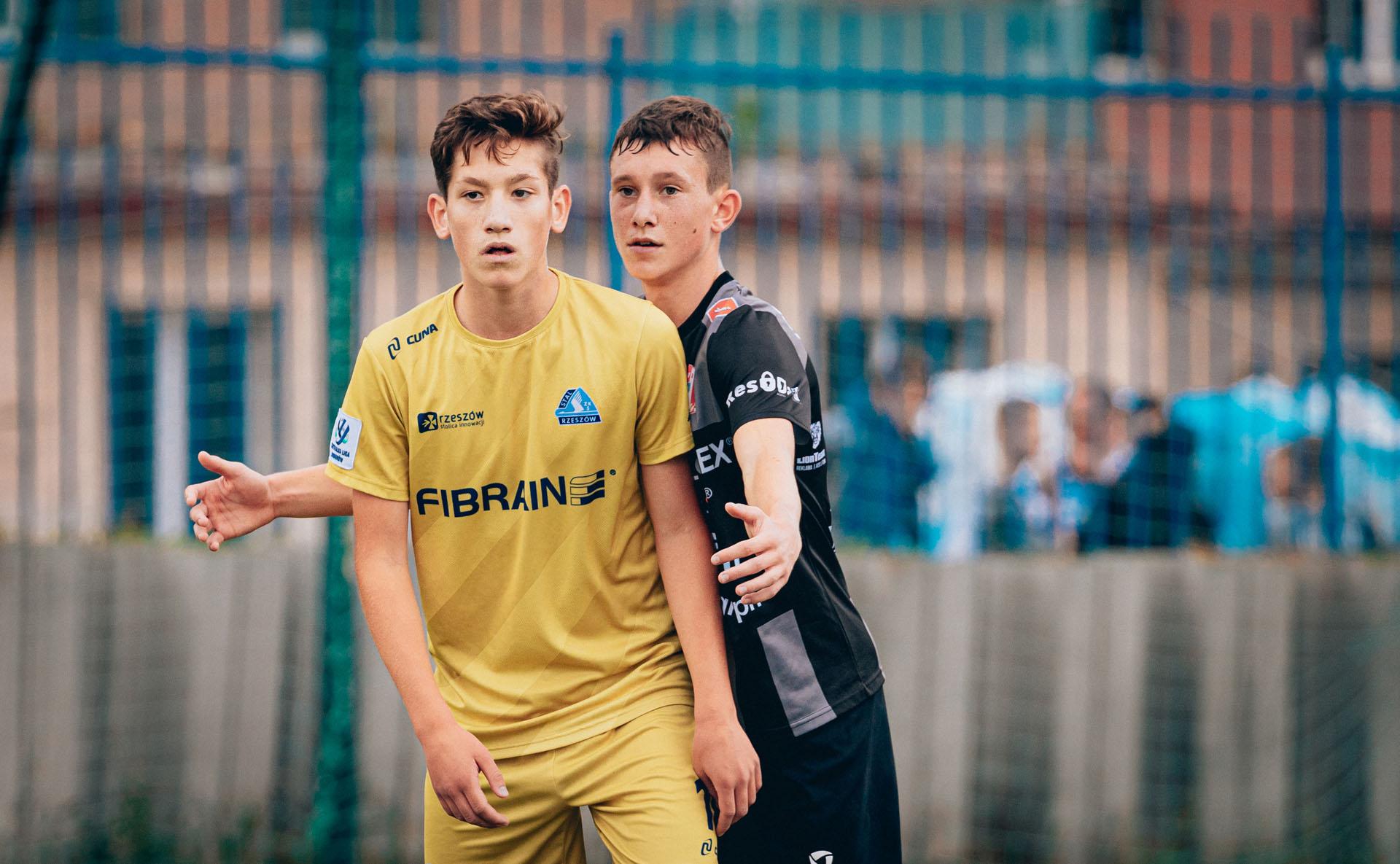 U16 – Stal Rzeszów – Resovia Rzeszów , 2021-09-04, fot. K.Krupa