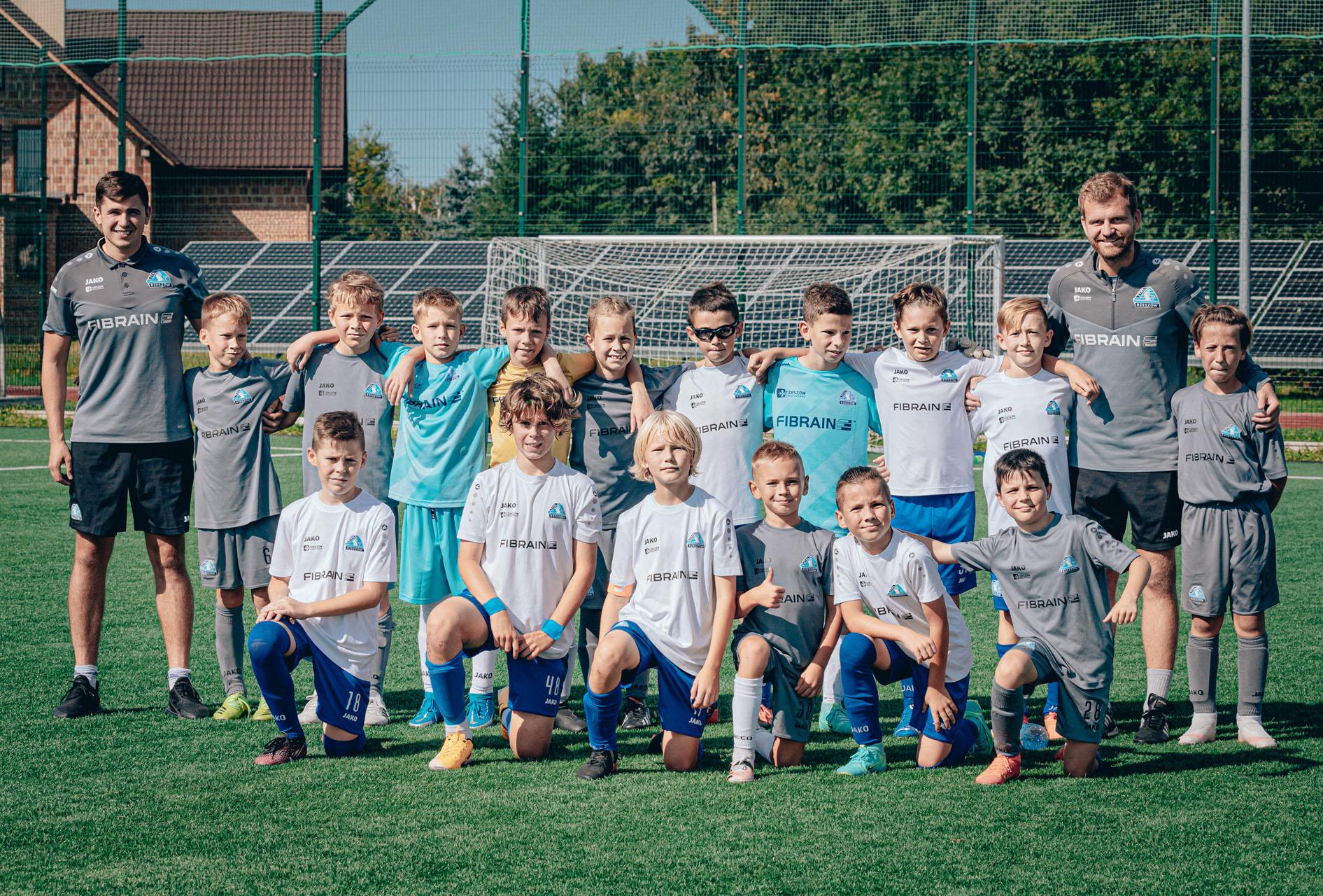 U11 - Turniej 04.09.2021, fot. K.Krupa