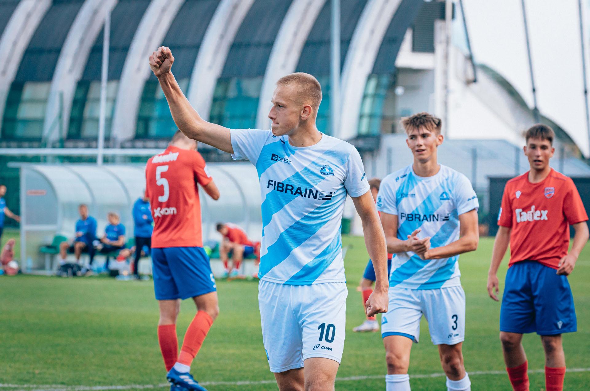 U18 - Stal Rzeszów - Raków Częstochowa 2021-09-05, fot. K.Krupa