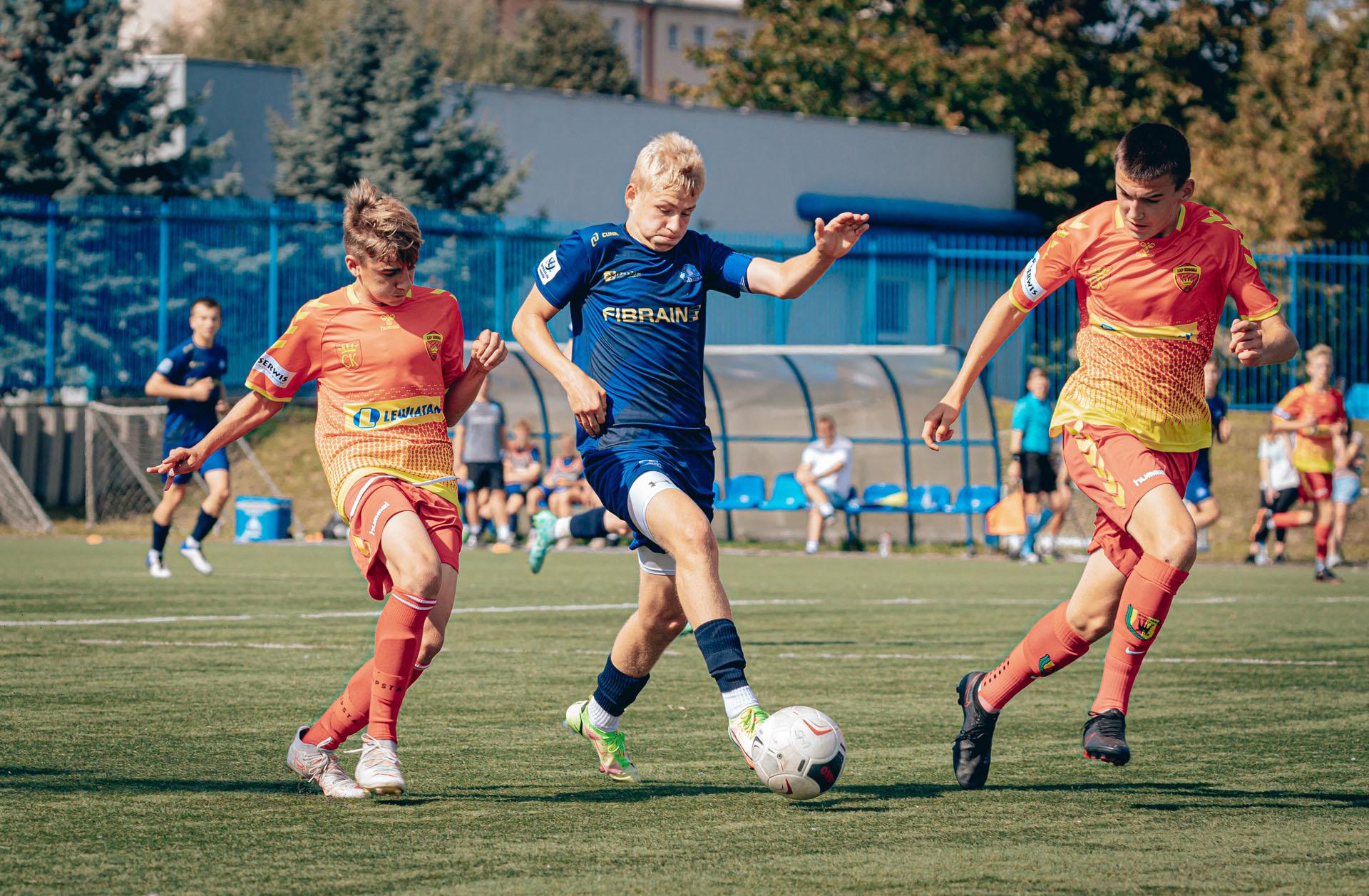 U15 - Stal Rzeszów - Korona Kielce 2021-09-11, fot. K.Krupa