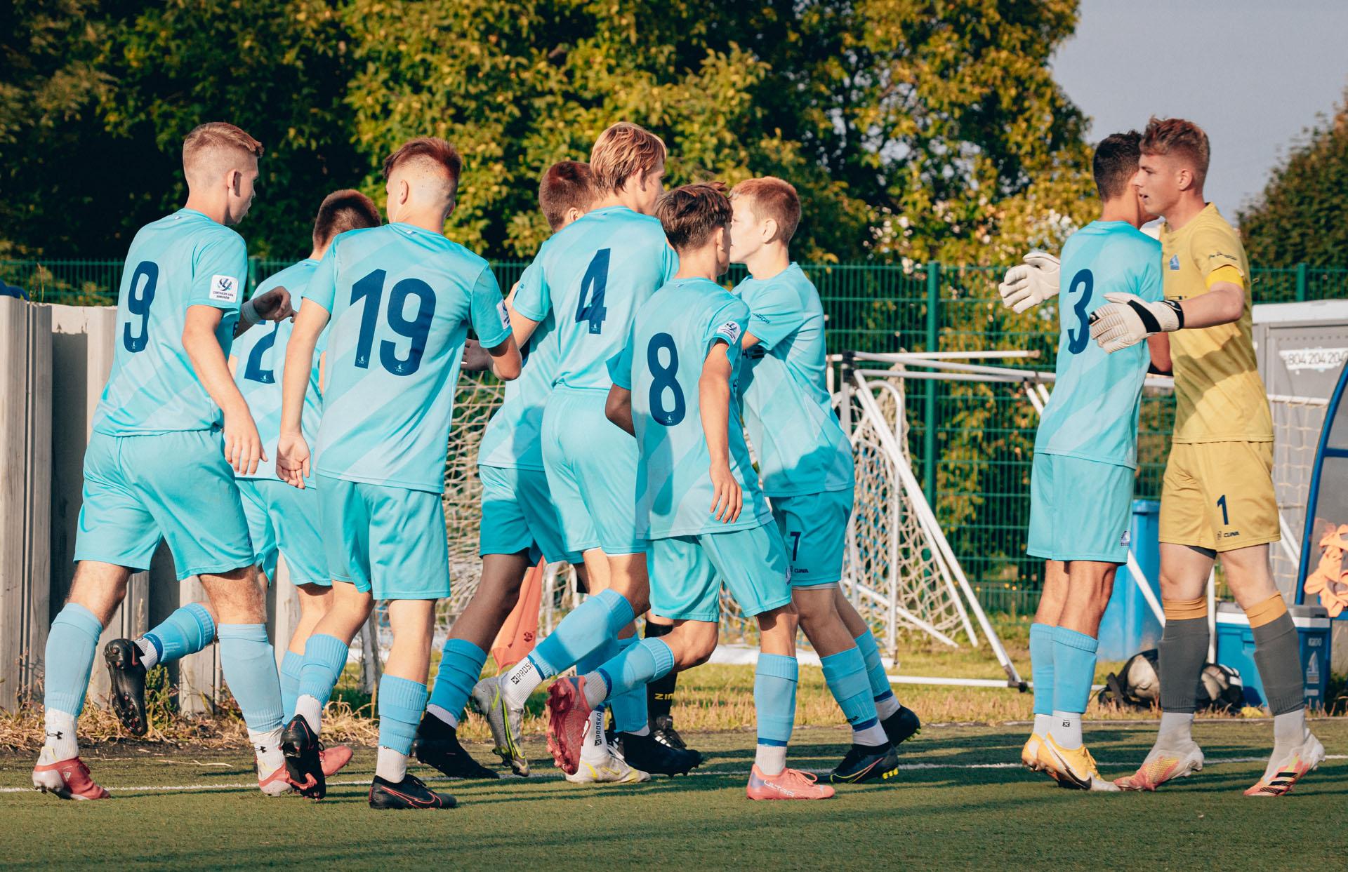 U17 - Stal Rzeszów - Resovia Rzeszów 2021-09-11, fot. K.Krupa